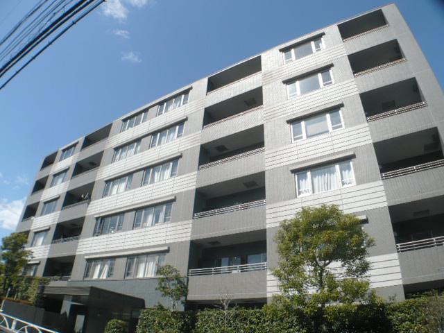 東京都目黒区、神泉駅徒歩17分の築14年 7階建の賃貸マンション
