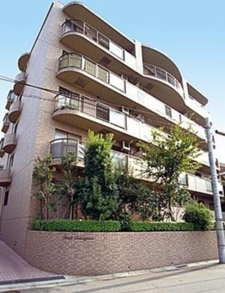 東京都世田谷区、二子玉川駅徒歩6分の築19年 5階建の賃貸マンション