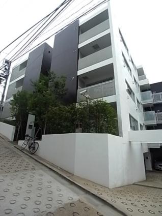 東京都渋谷区、渋谷駅徒歩8分の築6年 4階建の賃貸マンション