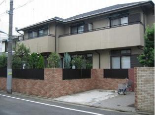 東京都目黒区、祐天寺駅徒歩19分の築16年 2階建の賃貸アパート