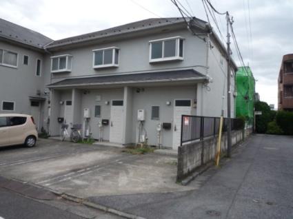 東京都杉並区、井荻駅徒歩4分の築23年 2階建の賃貸テラスハウス