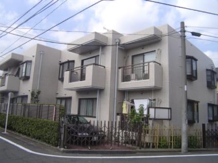 東京都杉並区、荻窪駅徒歩8分の築29年 2階建の賃貸マンション
