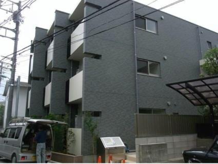 東京都目黒区、自由が丘駅徒歩30分の築5年 3階建の賃貸マンション