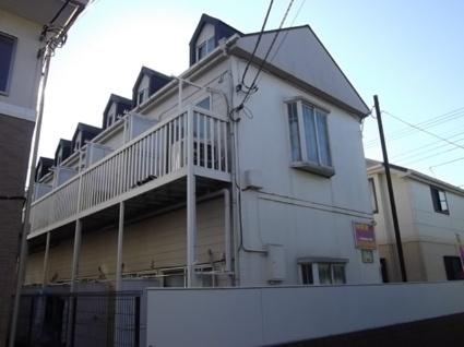 東京都杉並区、荻窪駅徒歩20分の築27年 2階建の賃貸アパート