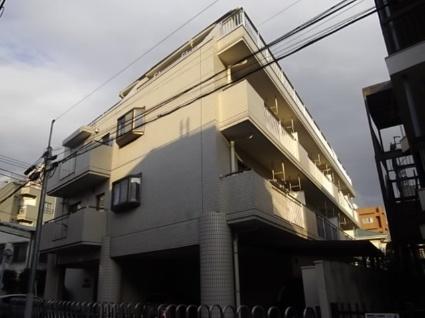 東京都杉並区、西荻窪駅徒歩19分の築28年 4階建の賃貸マンション