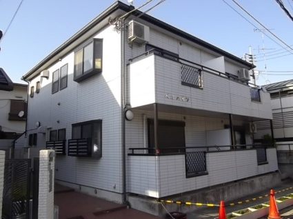 東京都杉並区、阿佐ケ谷駅徒歩15分の築28年 3階建の賃貸マンション