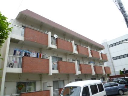 東京都武蔵野市、吉祥寺駅徒歩20分の築38年 3階建の賃貸マンション