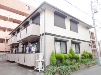 東京都世田谷区、仙川駅徒歩21分の築19年 2階建の賃貸アパート