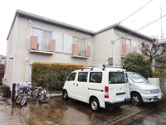 東京都世田谷区、千歳烏山駅徒歩26分の築35年 2階建の賃貸アパート