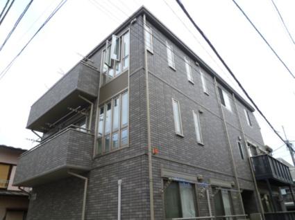 東京都武蔵野市、吉祥寺駅徒歩17分の築10年 3階建の賃貸アパート