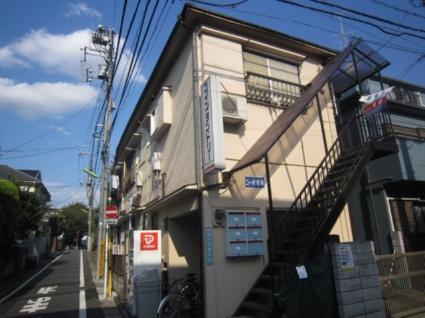 東京都世田谷区、経堂駅徒歩10分の築37年 2階建の賃貸アパート