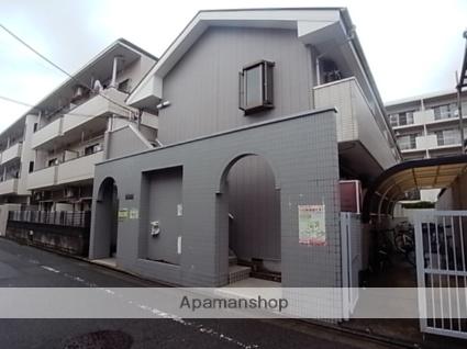東京都世田谷区、駒沢大学駅徒歩14分の築20年 2階建の賃貸アパート