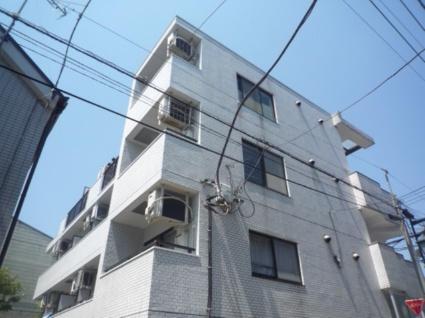 東京都杉並区、荻窪駅徒歩25分の築28年 4階建の賃貸マンション