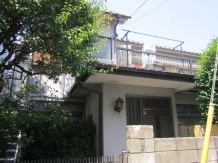 東京都杉並区、阿佐ケ谷駅徒歩21分の築36年 2階建の賃貸アパート