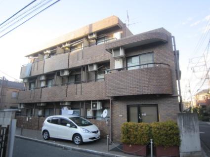 東京都世田谷区、千歳船橋駅徒歩18分の築27年 3階建の賃貸マンション