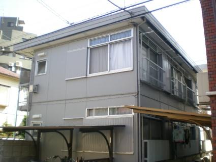 東京都杉並区、西荻窪駅徒歩21分の築42年 2階建の賃貸アパート