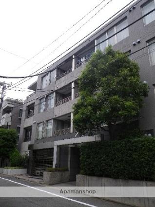東京都目黒区、祐天寺駅徒歩9分の築21年 4階建の賃貸マンション