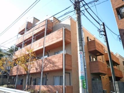 東京都世田谷区、桜新町駅徒歩18分の築14年 5階建の賃貸マンション