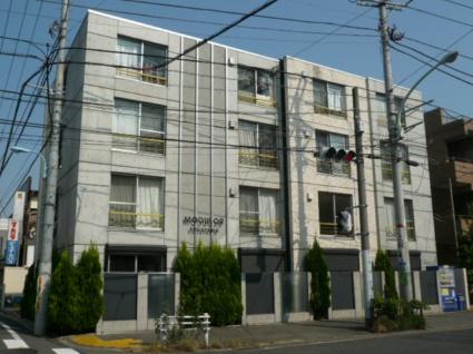 東京都杉並区、西荻窪駅徒歩16分の築11年 4階建の賃貸マンション