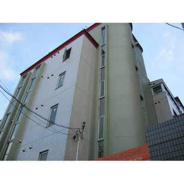 東京都武蔵野市、吉祥寺駅徒歩5分の築30年 5階建の賃貸マンション