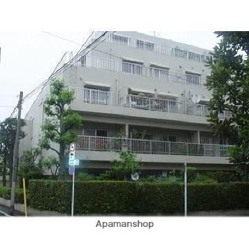 東京都渋谷区、代々木公園駅徒歩7分の築38年 5階建の賃貸マンション