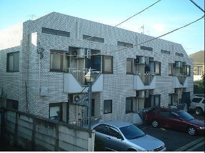 東京都杉並区、永福町駅徒歩4分の築28年 2階建の賃貸マンション