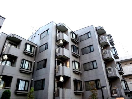 東京都世田谷区、用賀駅徒歩24分の築22年 5階建の賃貸マンション