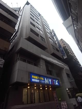 東京都目黒区、代官山駅徒歩18分の築33年 11階建の賃貸マンション