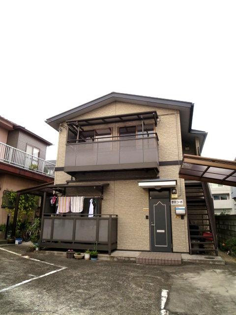 東京都世田谷区、尾山台駅徒歩18分の築11年 2階建の賃貸アパート