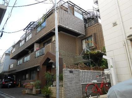 東京都世田谷区、池尻大橋駅徒歩11分の築21年 3階建の賃貸マンション