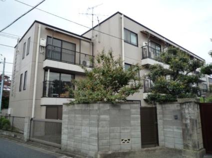 東京都杉並区、阿佐ケ谷駅徒歩20分の築22年 3階建の賃貸マンション