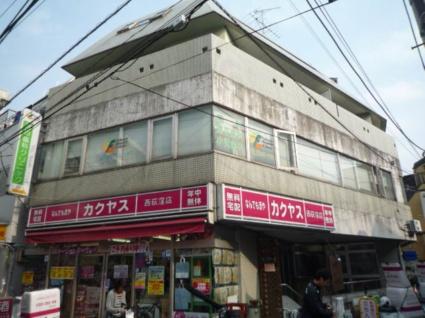 東京都杉並区、西荻窪駅徒歩3分の築22年 4階建の賃貸マンション