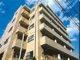 東京都目黒区、都立大学駅徒歩11分の築33年 7階建の賃貸マンション