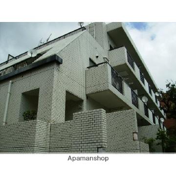東京都世田谷区、東北沢駅徒歩3分の築25年 4階建の賃貸マンション