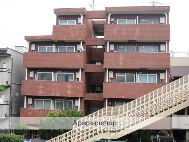 東京都世田谷区、新代田駅徒歩3分の築34年 5階建の賃貸マンション