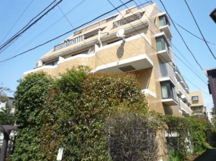 東京都世田谷区、梅ヶ丘駅徒歩7分の築29年 5階建の賃貸マンション