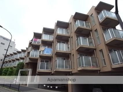 東京都世田谷区、自由が丘駅徒歩12分の築14年 4階建の賃貸マンション