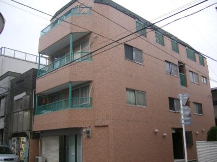 東京都武蔵野市、吉祥寺駅徒歩15分の築41年 4階建の賃貸マンション