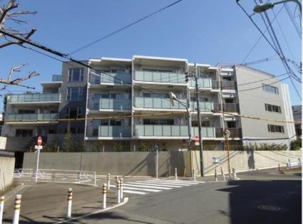 東京都渋谷区、渋谷駅徒歩11分の築2年 4階建の賃貸マンション