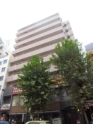 東京都渋谷区、恵比寿駅徒歩2分の築11年 10階建の賃貸マンション