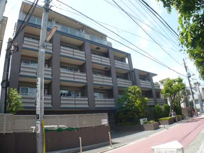 東京都世田谷区、桜上水駅徒歩9分の築13年 5階建の賃貸マンション