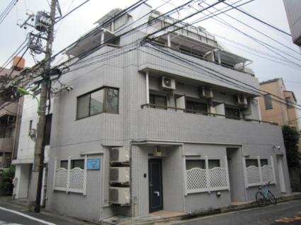 東京都世田谷区、代田橋駅徒歩6分の築26年 4階建の賃貸マンション