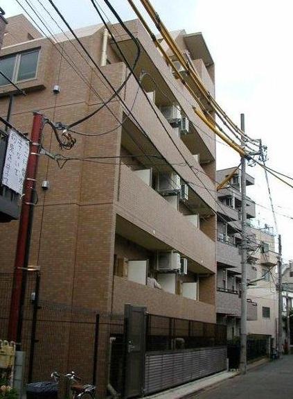 東京都大田区、田園調布駅徒歩15分の築13年 6階建の賃貸マンション