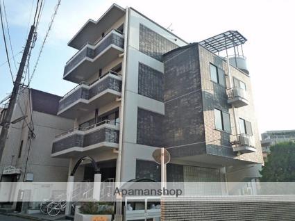 東京都世田谷区、明大前駅徒歩17分の築25年 5階建の賃貸マンション