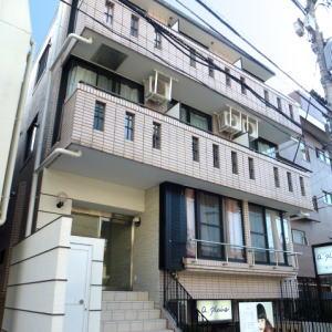 東京都目黒区、神泉駅徒歩18分の築28年 3階建の賃貸マンション