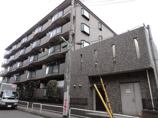 東京都世田谷区、千歳船橋駅徒歩24分の築22年 5階建の賃貸マンション