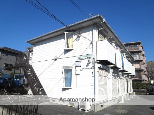 東京都世田谷区、二子玉川駅徒歩19分の築25年 2階建の賃貸アパート