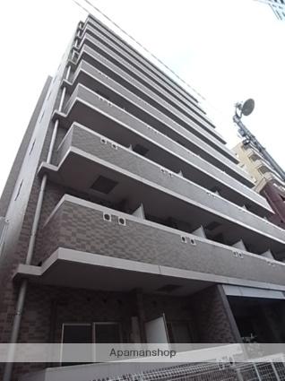 東京都目黒区、渋谷駅徒歩20分の築17年 10階建の賃貸マンション
