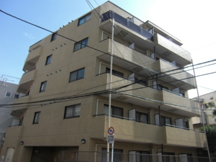 東京都杉並区、西荻窪駅徒歩4分の築25年 5階建の賃貸マンション