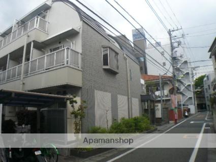 東京都世田谷区、明大前駅徒歩3分の築23年 3階建の賃貸マンション